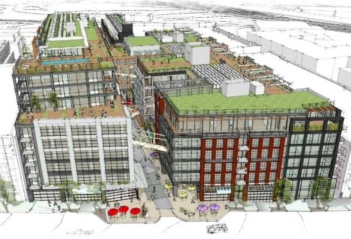 Eckington Yards To Include 695 Units And Over 77k SF Of Retail