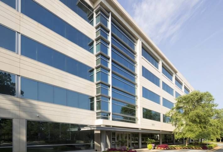 Bisnow Scoop: Meridian Group Buys 216k SF Office Building Next to Silver Line in Reston