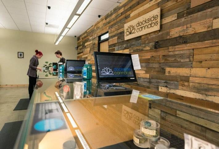 Green Gold: 10 Of The Best Marijuana Retailers