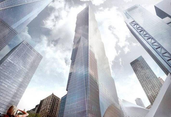 World Trade Center, 2 WTC