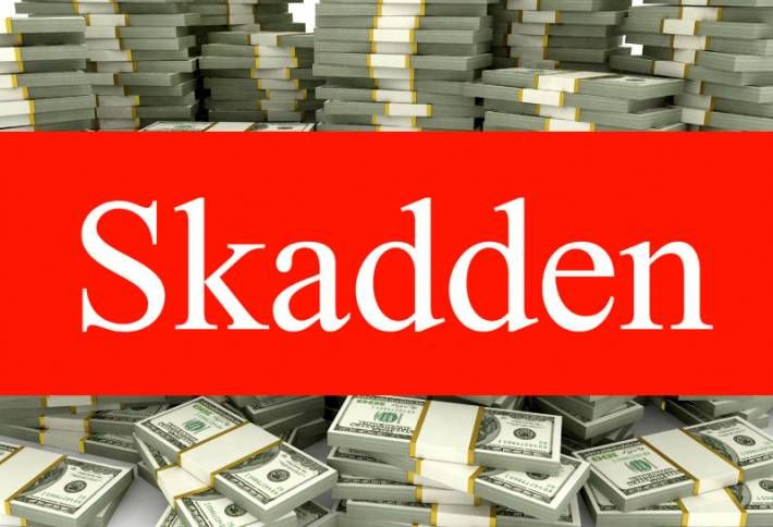 With Dow/DuPont Deal, Skadden Breaks Record