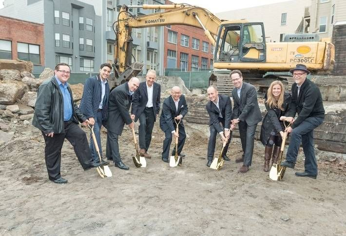 Pacific Eagle Breaks Ground On First SF Condo Project