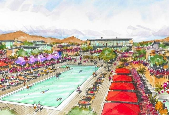 Ritz-Carlton Planned for Paradise Valley