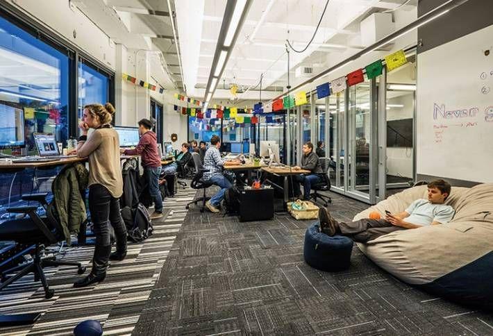 Bisnow Scoop: Regus Co-Working Brand Entering ATL Fray