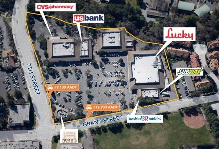 NYC Institutional Investor Enters Bay Area With $18M Retail Buy