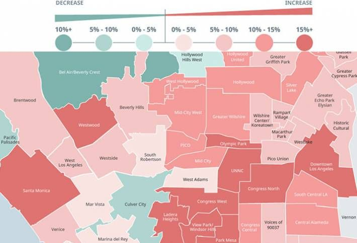 Mapping 2015 LA County Rent Hikes