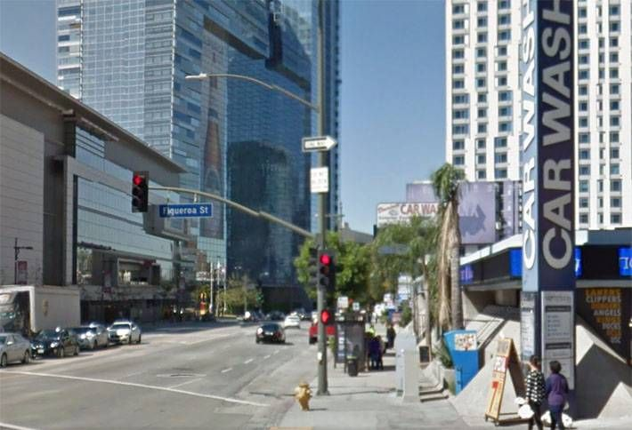 Massive Mixed-Use To Replace Car Wash on Olympic and Fig