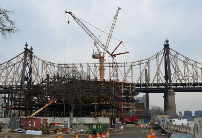Behind the Scenes of Cornell Tech's Construction with Forest City Ratner's Kate Bicknell