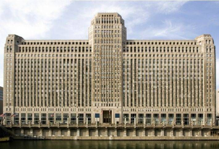 Merchandise Mart Adds Another Tech Company