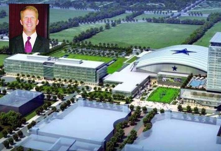 Lincoln Property's David Pettle, Who Oversaw Leasing and Development of Dallas Cowboy's HQ, Dies at 50