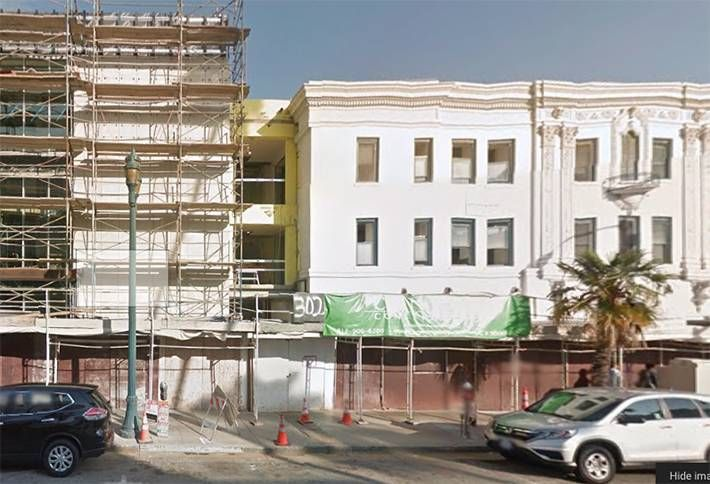 Santa Monica Mixed-Use Trades To Institutional Investor