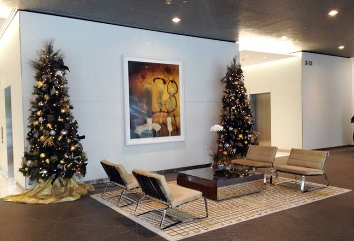 See Houston's Most Festive Office Buildings
