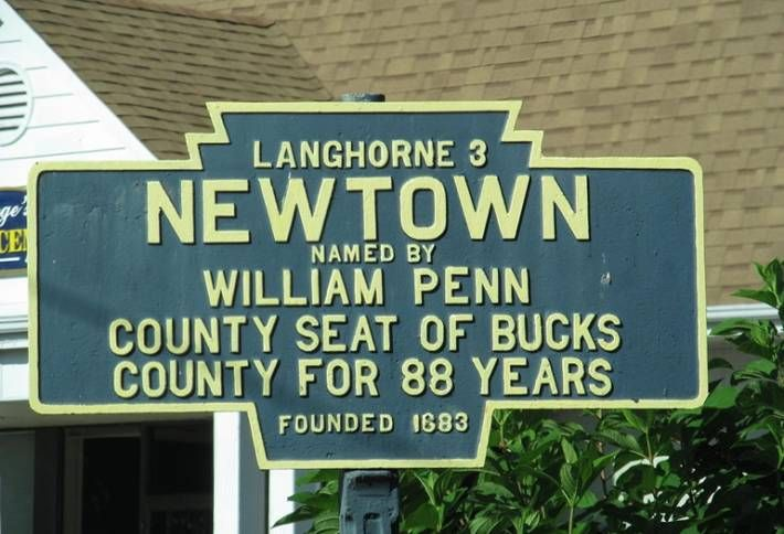 Mixed-Use Underway in Newtown