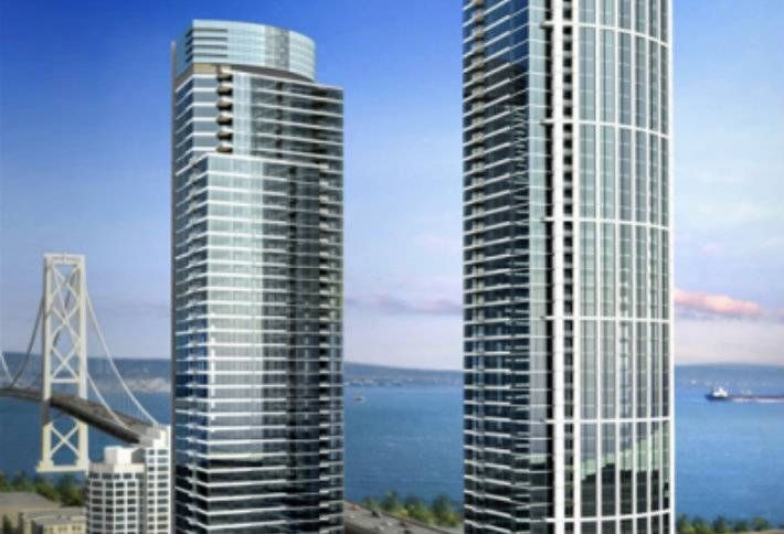 One Rincon Hill Tower 2 in San Francisco