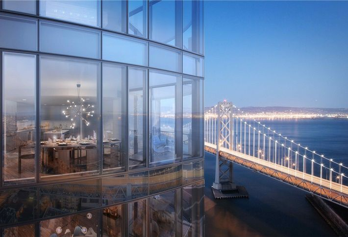 4 Stunning S.F. Buildings (And A Parkway) Set For Completion This Year