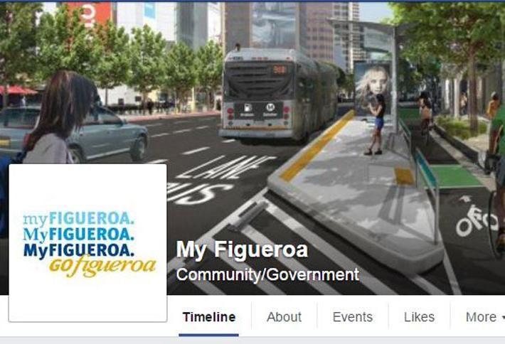 My Figueroa Facebook Page
