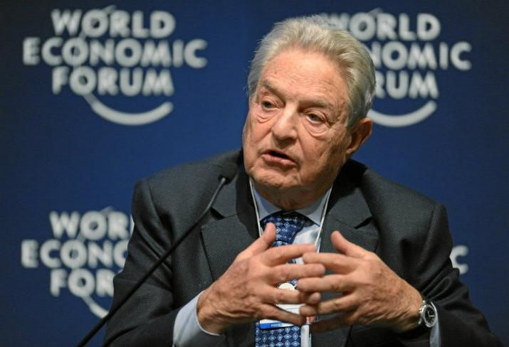 Billionaire George Soros On Possible Recession: It's 2008 All Over Again