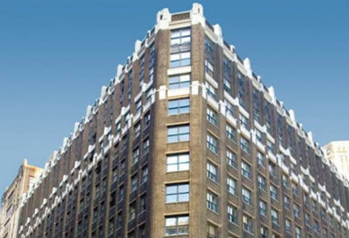 Empire State Realty Trust's 1333 Broadway in Herald Square.