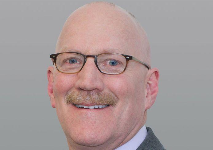 Cushman & Wakefield global chief marketing officer Michael Daley.