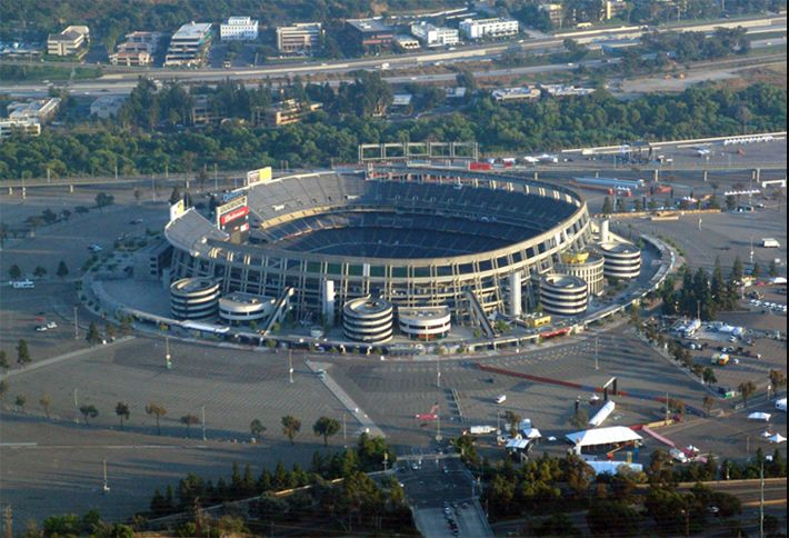 Backers Behind Competing Plans For Qualcomm Stadium Spend Millions On Campaigns