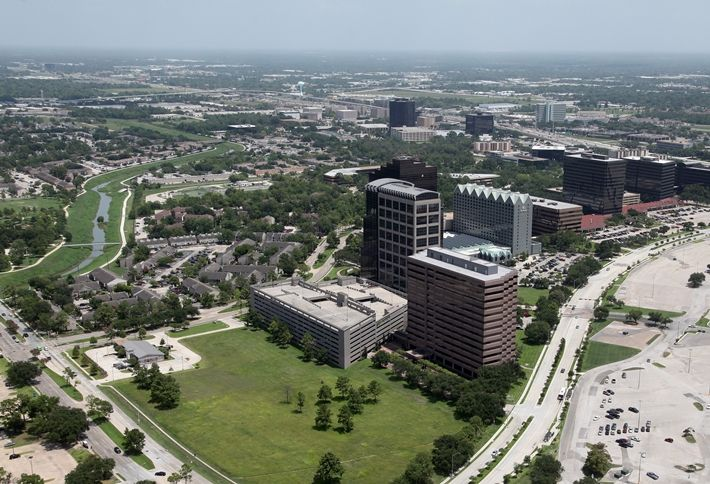 Q4 Report: What's Hot And What's Not In Houston Office