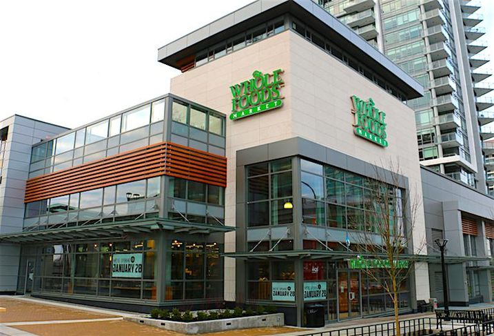 Whole Foods Opens At Burnaby's Solo District