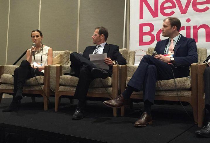 Angelo Gordon director Christina Lyndon Winstead, CohnReznick's David Kessler, Federal Capital Partners' Erik Weinberg