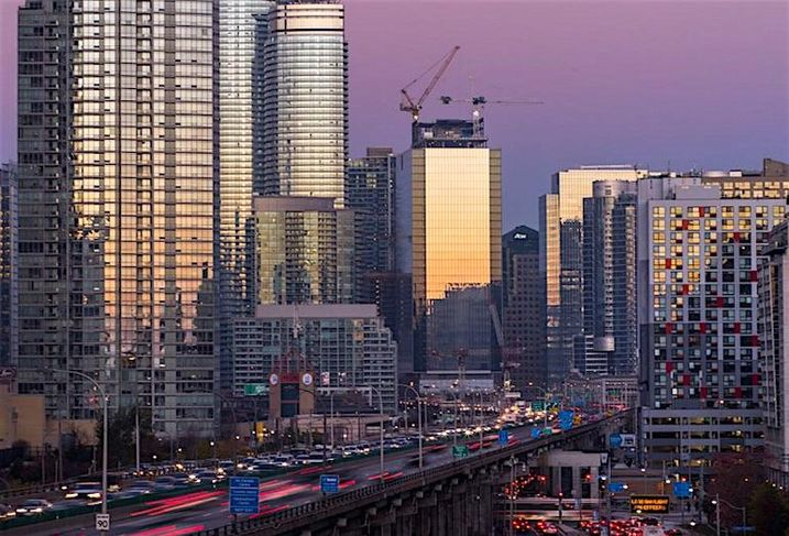 Threat To Toronto Office Leasing