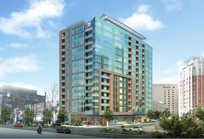 Toll Brothers Planning Second Downtown Bethesda Condo Project