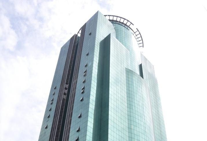 Smart building in Dhaka, Bangladesh's City Centre credit: Khondker Rifat Hossain
