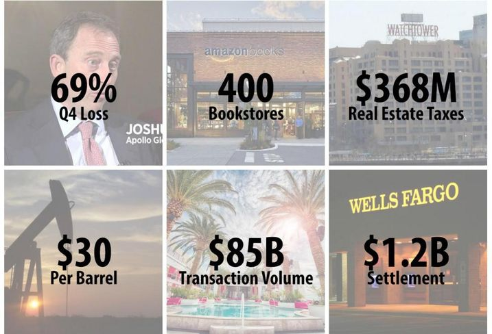 This Week In Real Estate Numbers