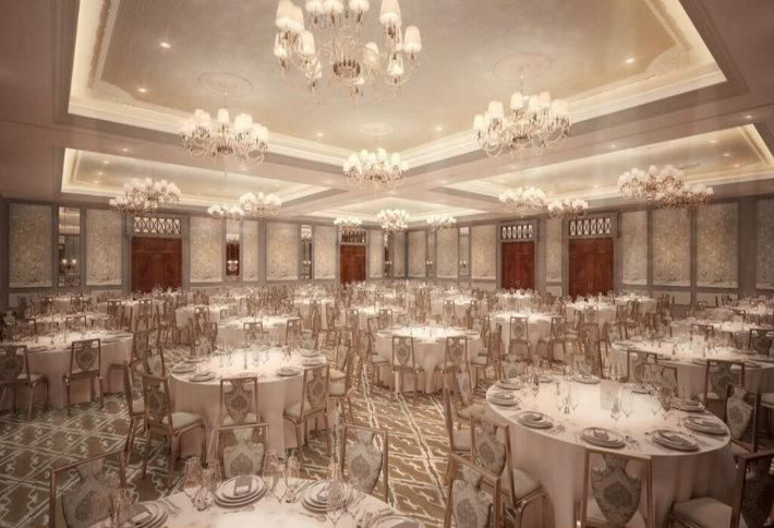 Inside The InterContinental Barclay's $180M Makeover