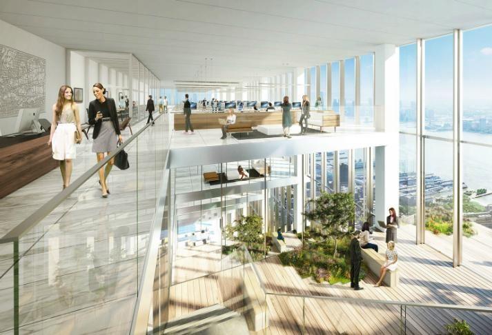 PHOTOS: A Look Inside Tishman Speyer's $3B Spiral Skyscraper