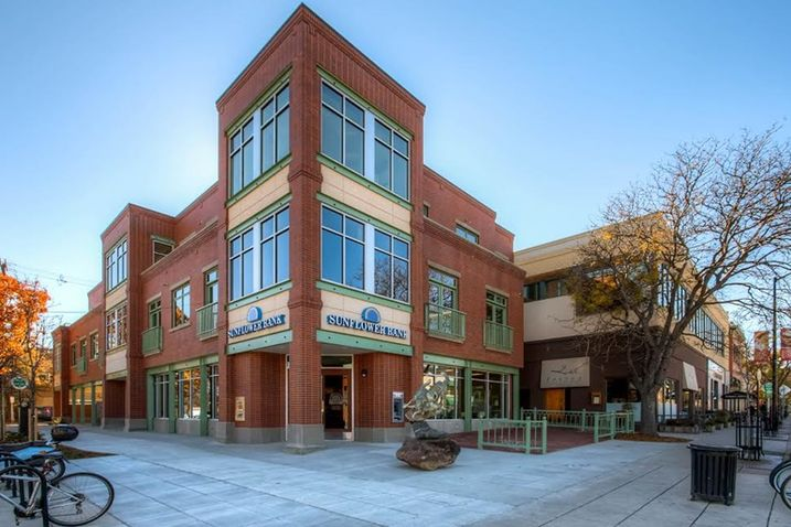 First Private LEED Platinum For Boulder