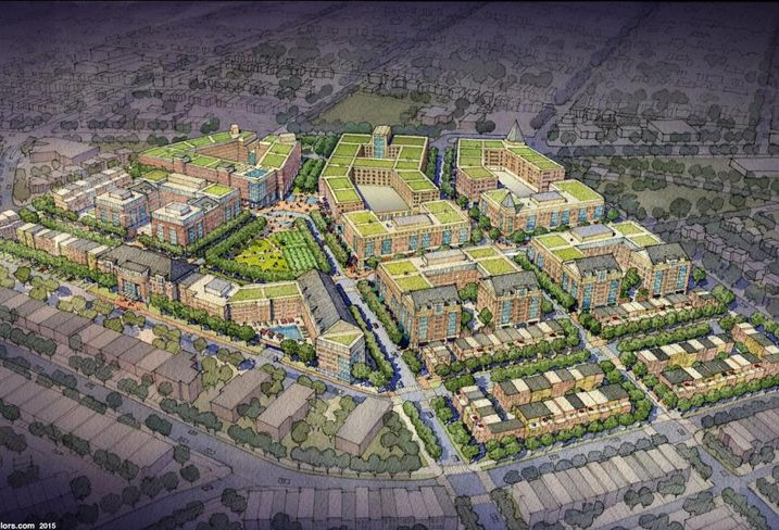 8 Major Projects Planned In D.C.'s Opportunity Zones