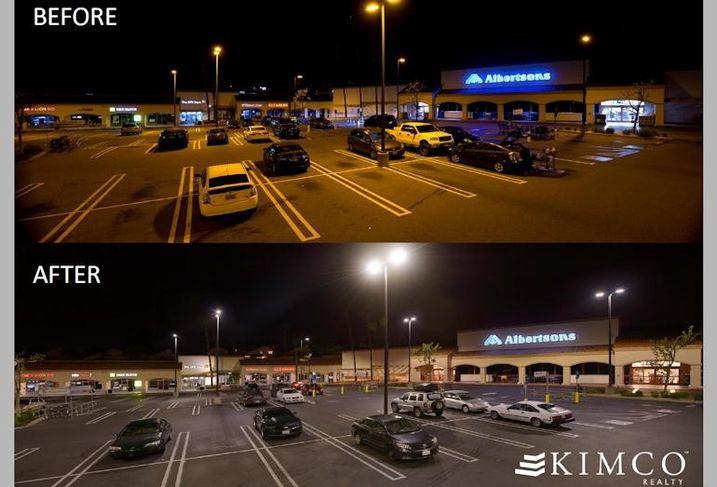 Kimco Lighting Retrofits Save Up to 30%