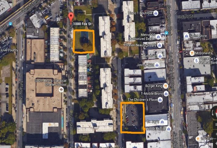 Applications Filed For Two New Affordable Housing Buildings In South Bronx
