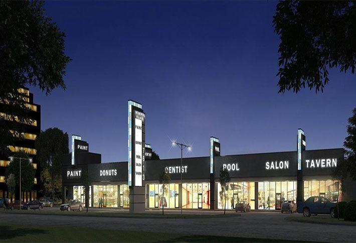 Developer Finds Niche In Super-Local Retail