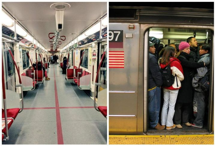 How US Subways Can Cut Crowding (But Haven't Yet)