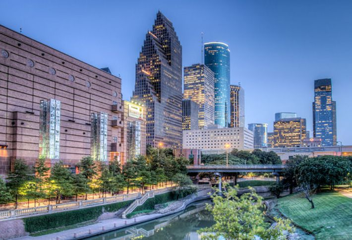 Public-Private Partnerships Help Houston Go Green