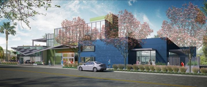 New Senior Center To Transform Vacant Lot In Inglewood