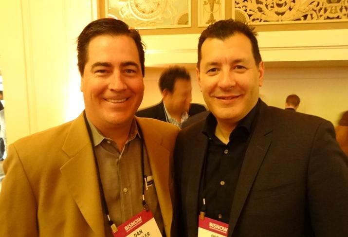 Dan Wheeler and Peter Weingarten Oakland SOM 2016