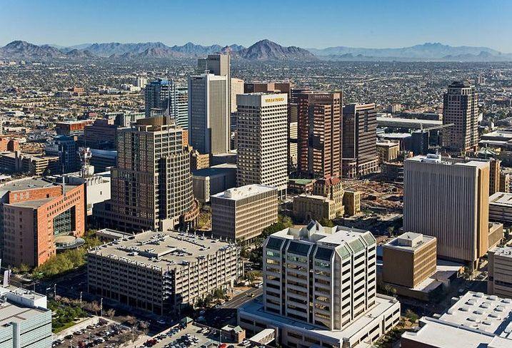 Downtown Phoenix Development Now In High Gear