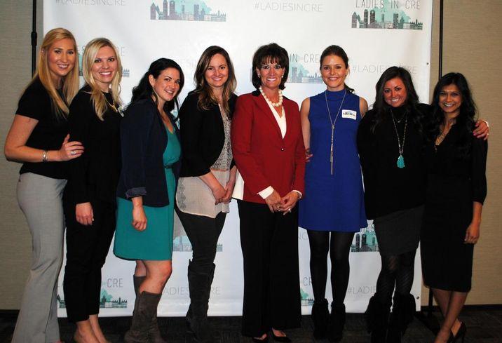 Ladies In CRE & Liz Trocchio Talk #GirlBosses