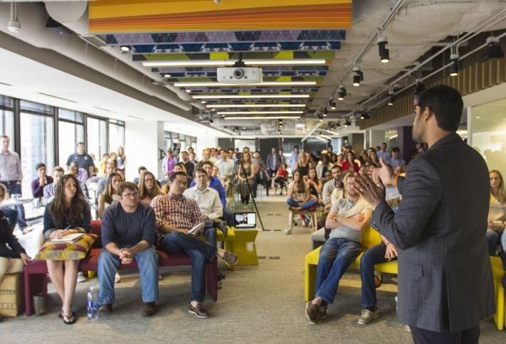 The Commercial Real Estate Life Cycle Of Chicago Tech Startups