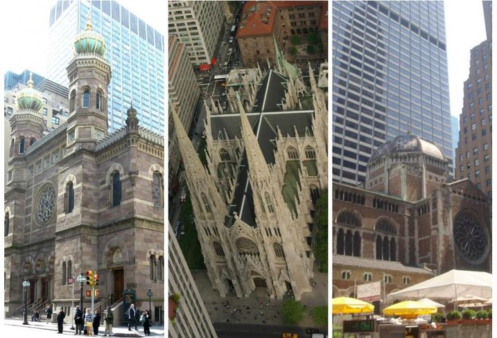 As Famous Churches Seek To Sell Air Rights, The City Demands Its Cut