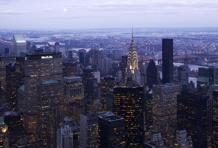 NYC Remains The Most Expensive U.S. Office Market. Can You Guess The Others?