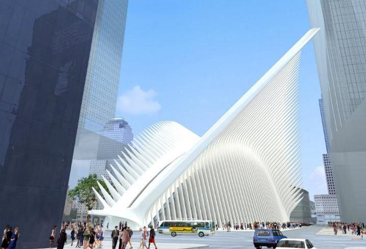 WTC Transit Hub To Open This Week