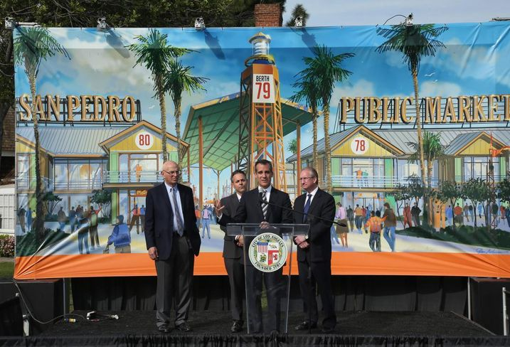 Ports O' Call $100M Revitalization Project Unveiled