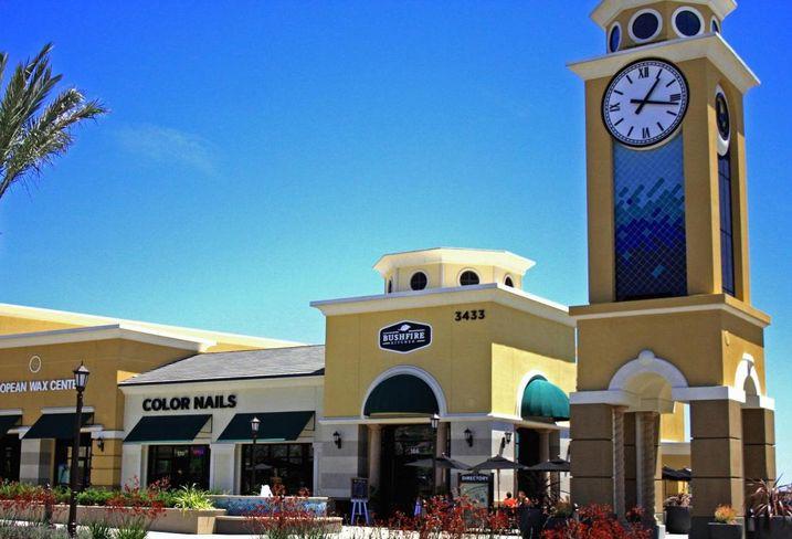 La Costa Town Square credit: Terramar